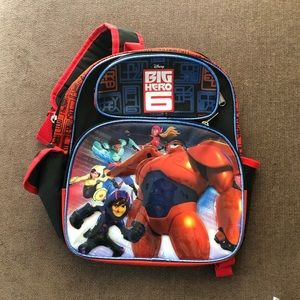 Disney Big Hero 6 Mini Back Pack Kids